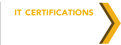 Earn credit with your IT certifications.