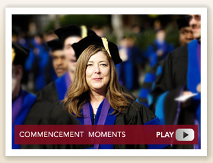 Commencement Moments video