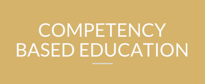 Competency based education category image