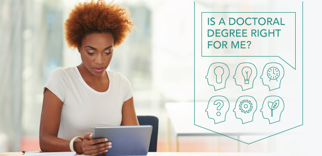 Is a phd right for me