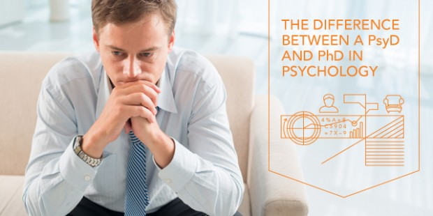 the difference between a psyd and phd in psychology