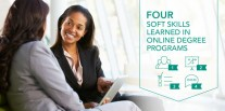 4 Soft Skills Learned in Online Degree Programs