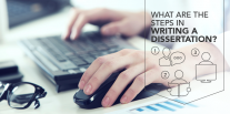 What Are the Steps in Writing a Dissertation?