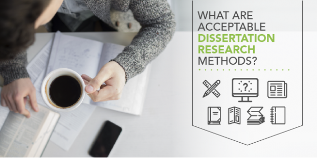 Research methods for dissertation