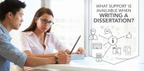 What Support Is Available When Writing a Dissertation?