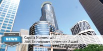 Capella Honored with 2015 Eduventures Innovation Award
