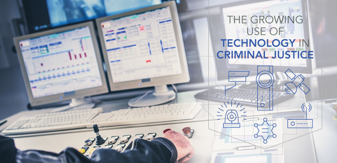the evolution of criminal justice technology The evolution and future of communication technology  with all of the evolution that has taken place,  i can't help but pick a technology that does all three.