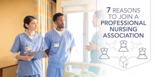 7 Reasons to Join a Professional Nursing Association