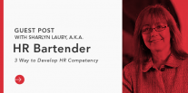 3 Ways to Develop Your HR Competency