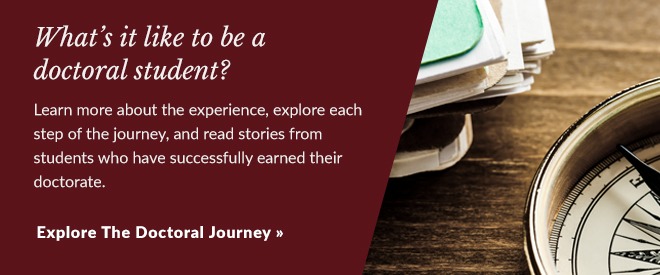 Doctoral Journey | Learn About Doctoral Programs at Capella University