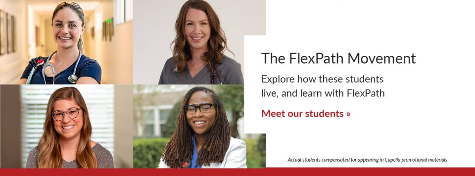 Hear from Real Students about FlexPath | A Modern Learning Format from Capella