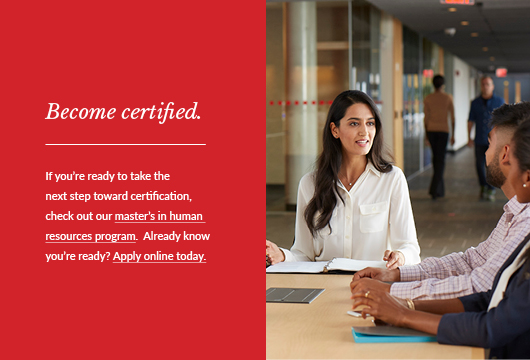 Online Masters in Human Resource Management Degree | Capella University
