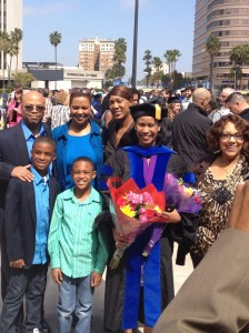 Capella commencement: A Family Affair