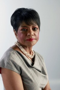 Executive Dean of External Relations and School of Business Dean Emeritus Barbara Butts Williams Ph.D.