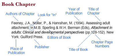 Book Chapter Citation