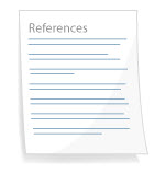 Picture of reference list