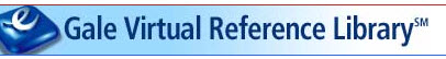 Screen shot of Gale Virtual Reference Library banner