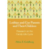 Book cover: Lesbian and Gay Parents and Their Children