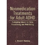 Book cover: Nonmedication Treatments for Adult ADHD