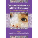 Cover image of Chaos and its influence on Children's development