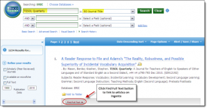 Image of link to TESOL Quarterly article