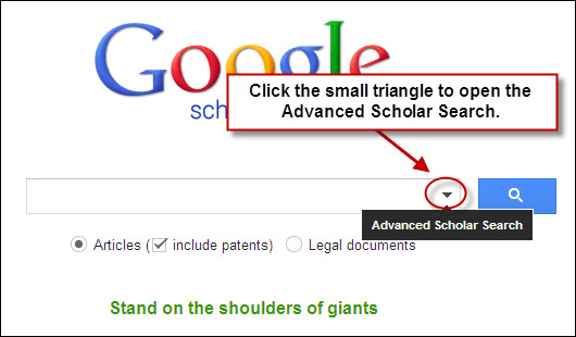 Advanced-Scholar-Search-Box