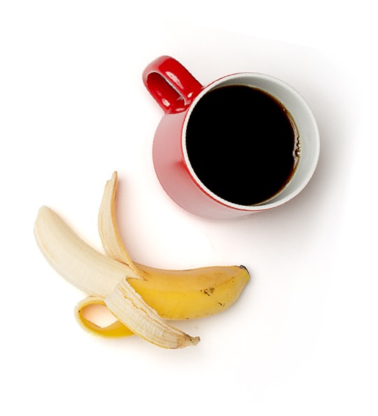 coffee banana desktop