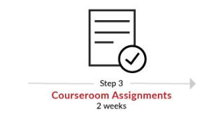 Step 3 Courseroom Assignments